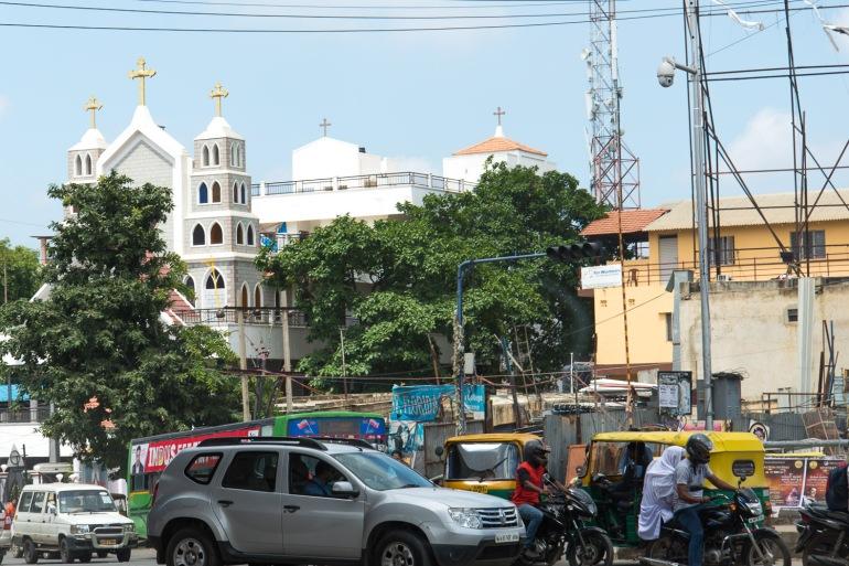 Bangalore Inde photographie de rue