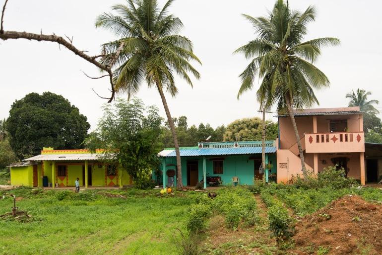 Le village de Rajanukunte