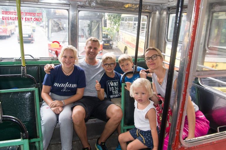 Bus de Bombay
