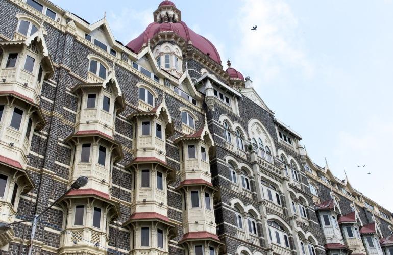 Taj Mahal Palace à Bombay