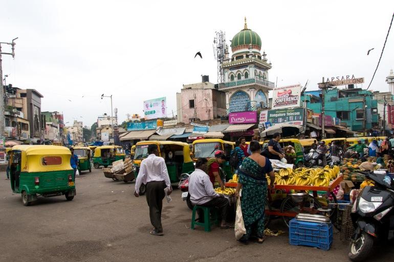 Russel market, Bangalore